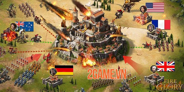 5 lí do nên thử chơi Fire and Glory - game chiến thuật bối cảnh Sparta 3
