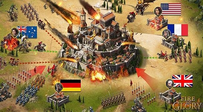 5 lí do nên thử chơi Fire and Glory – game chiến thuật bối cảnh Sparta