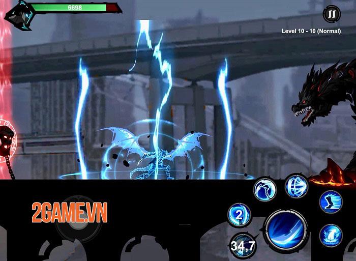 Shadow Lord: Solo Leveling - Game nhập vai hành động với những kĩ năng tuyệt đẹp 1