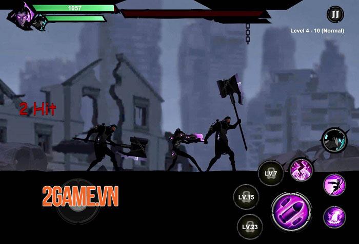 Shadow Lord: Solo Leveling - Game nhập vai hành động với những kĩ năng tuyệt đẹp 2
