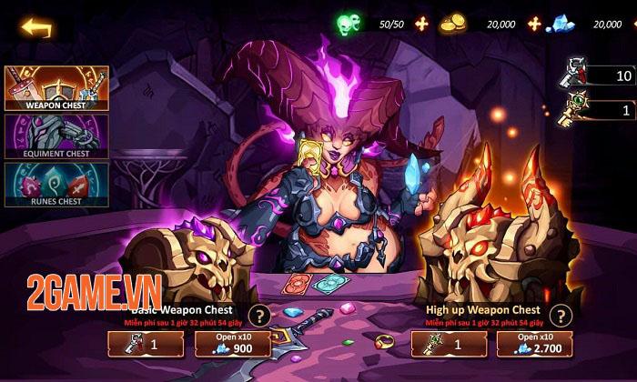 Shadow Lord: Solo Leveling - Game nhập vai hành động với những kĩ năng tuyệt đẹp 3