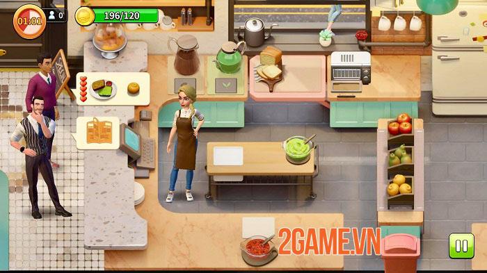Cooking Confidential - Thử sức với nghề đầu bếp và quản lý nhà hàng 2