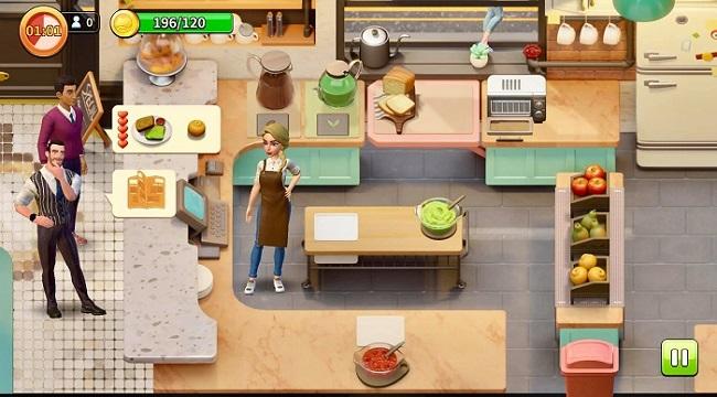 Cooking Confidential – Thử sức với nghề đầu bếp và quản lý nhà hàng