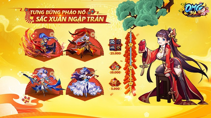 """Nhận iPhone 12 Pro Max từ """"Tết Rộn Ràng – Xuân An Khang"""" của OMG 3Q 3"""