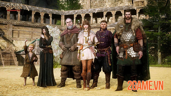 Odin Valhalla Rising - Cực phẩm thần thoại Bắc Âu ấn định ngày ra mắt 2