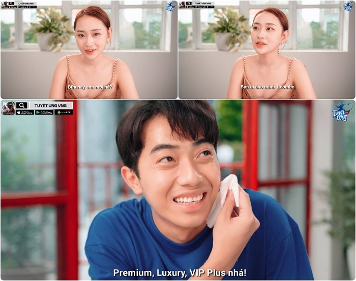 Tuyết Ưng VNG: Tưởng nhầm mẹ vợ là Quỳnh Anh, Cris Phan giàn giụa nước mắt bỏ hẹn đi về trong lần gặp đầu 1