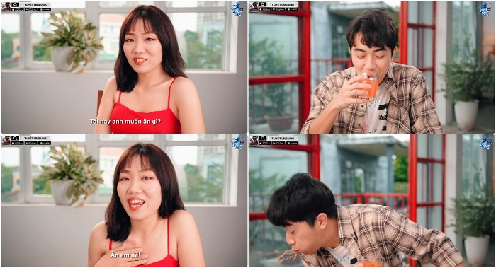 Tuyết Ưng VNG: Tưởng nhầm mẹ vợ là Quỳnh Anh, Cris Phan giàn giụa nước mắt bỏ hẹn đi về trong lần gặp đầu 3