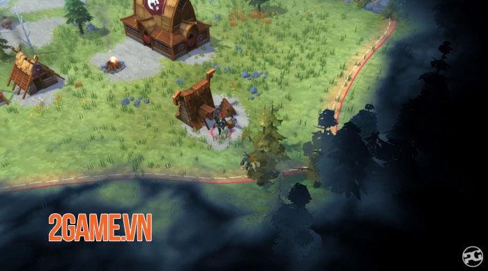 Northgard - Game chiến thuật dựa trên thần thoại Bắc Âu 1