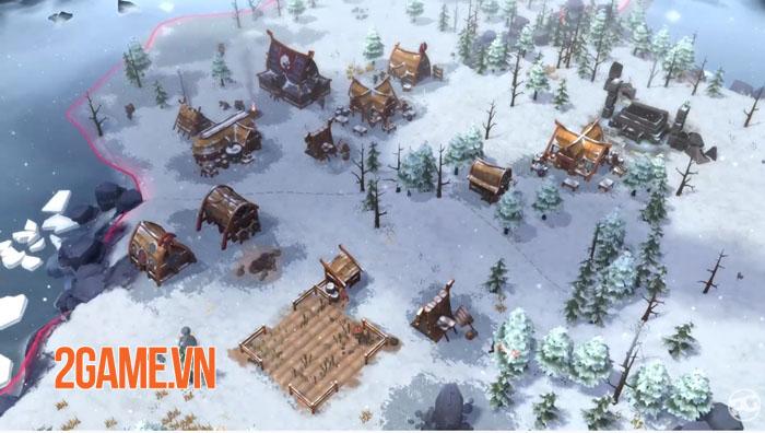 Northgard - Game chiến thuật dựa trên thần thoại Bắc Âu 2