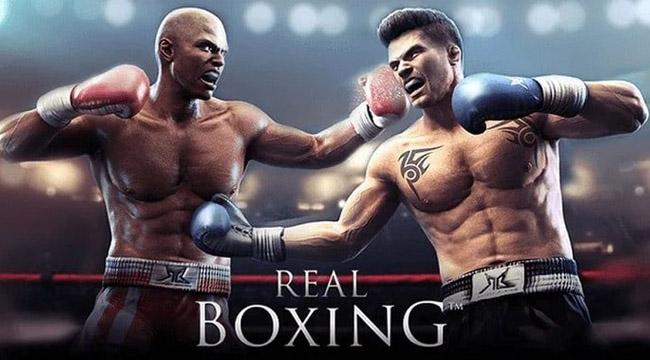 Real Boxing Mobile – Game mô phỏng giúp game thủ giảm cân ngày Tết