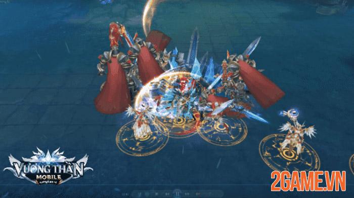 Vương Thần Mobile - Game nhập vai hấp dẫn ra mắt trong tháng 3/2021 3