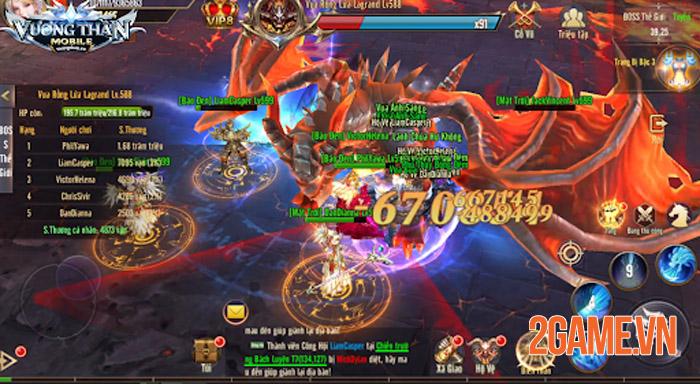 Vương Thần Mobile - Game nhập vai hấp dẫn ra mắt trong tháng 3/2021 0
