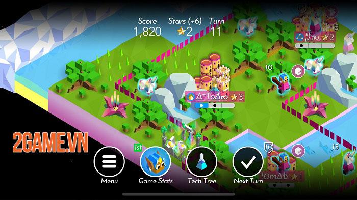 Battle of Polytopia - Game chiến thuật đánh theo lượt độc đáo 3
