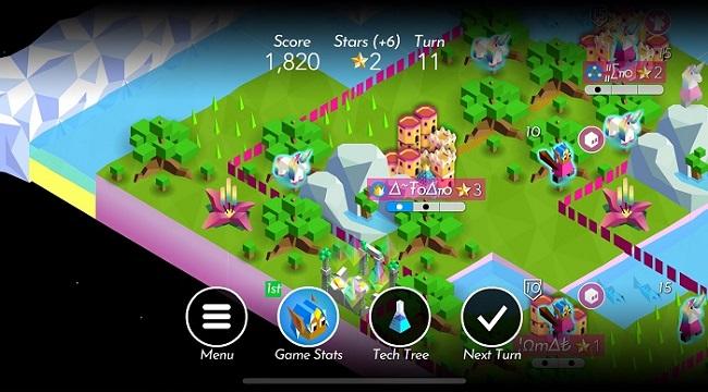 Battle of Polytopia – Game chiến thuật đánh theo lượt độc đáo