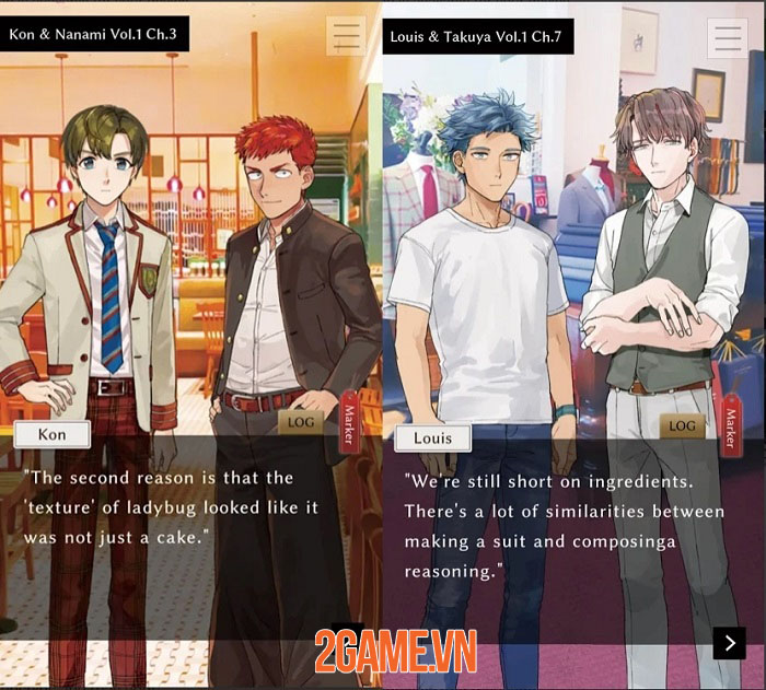 Mystery With My Friend - Game otome xoay quanh thế giới LGBTQ+ đầy ý nghĩa 1