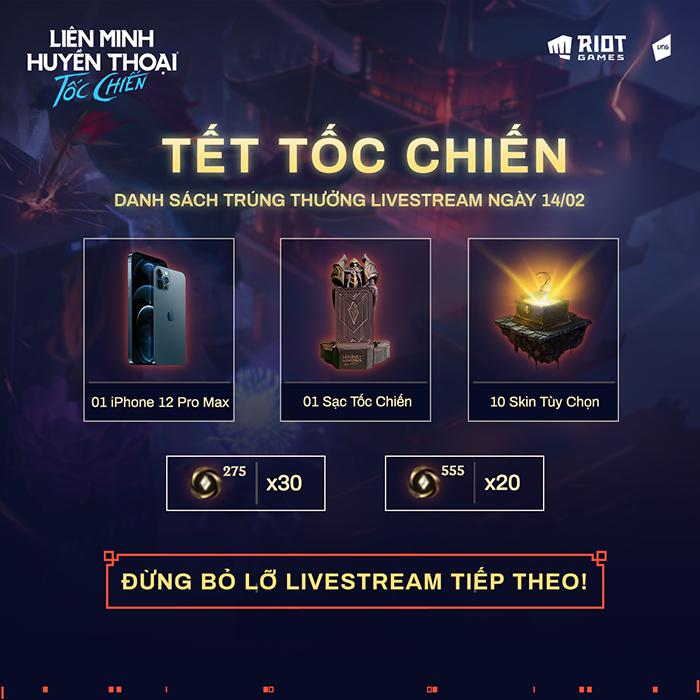 Nhìn lại Tết 2021, game thủ Việt bội thu tài lộc từ Liên Minh Huyền Thoại: Tốc Chiến 2