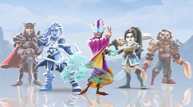 Darkfire Heroes của Rovio chuẩn bị ra mắt toàn cầu trong tháng 4-2021