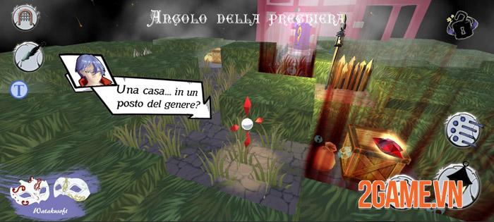 Oscuria Mobile - Khi ác mộng trở thành cuộc phiêu lưu hấp dẫn 0