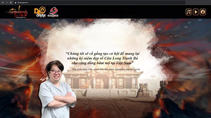 Cửu Long Tranh Bá PC - Huyền thoại game kiếm hiệp tái xuất giang hồ 0