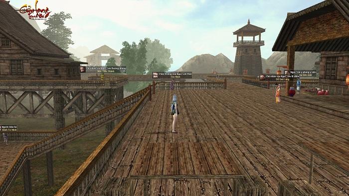 Cửu Long Tranh Bá PC - Huyền thoại game kiếm hiệp tái xuất giang hồ 3