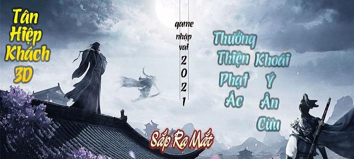 Tân Hiệp Khách 3D - Game võ hiệp MMORPG dựa trên tiểu thuyết cùng tên 0