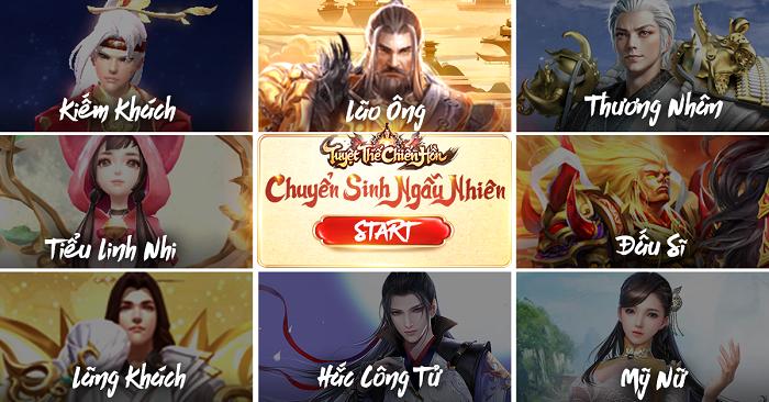 Hé lộ Tuyệt Thế Chiến Hồn – Game tiên hiệp chuẩn bị trình làng game thủ Việt 4