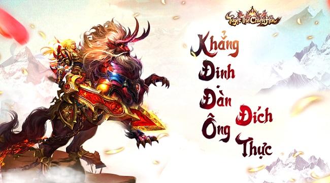 Hé lộ Tuyệt Thế Chiến Hồn – Game tiên hiệp chuẩn bị trình làng game thủ Việt