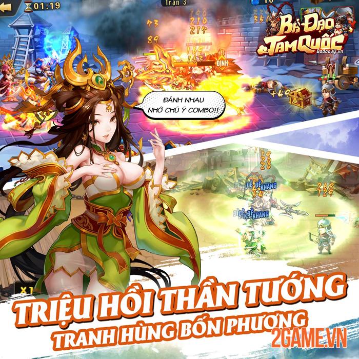 Top 5 game Tam Quốc sắp ra mắt tưởng nhạt nhòa nhưng lại đặc sắc bất ngờ 2