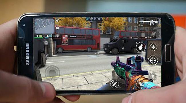 CSGO Mobile bất ngờ xuất hiện 2 phiên bản ở Trung Quốc và Thái Lan