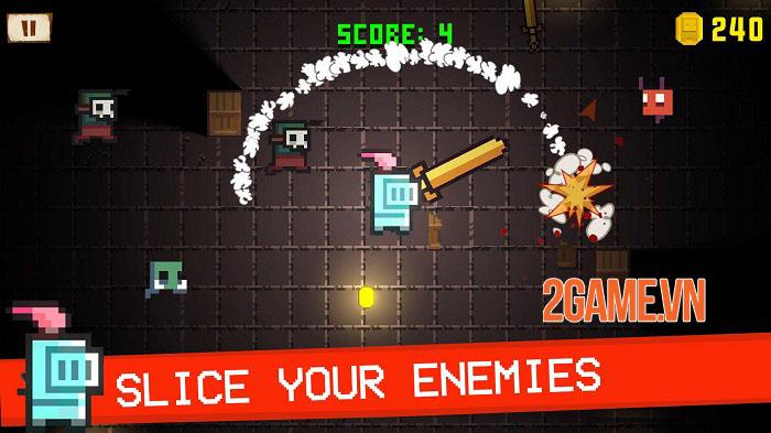 Slice Knight - Game hành động với cơ chế chiến đấu mới mẻ 0