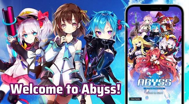Abyss: Rebirth Phantom – Phiêu lưu thế giới mới cùng những cô nàng dễ thương
