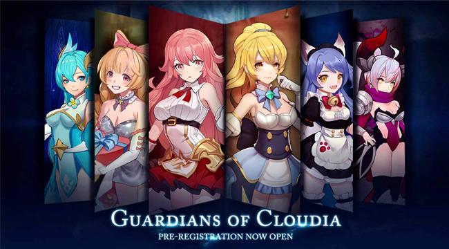 Guardians of Cloudia – Game phiêu lưu cùng waifu chính thức ra mắt