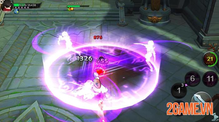 Guardians of Cloudia - Game phiêu lưu cùng waifu chính thức ra mắt 1