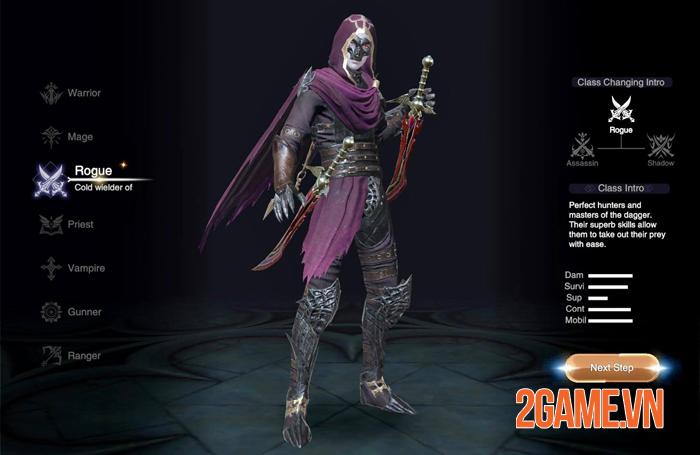 Forsaken World Mobile - Tuyệt phẩm nhập vai chuẩn bị ra mắt game thủ 1