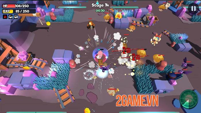 Brawl Shooters - Game bắn súng phong cách hoạt hình vô cùng vui nhộn 4
