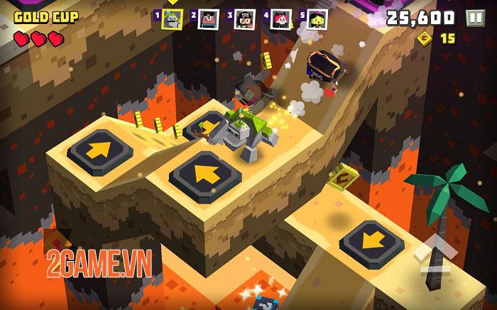 Cubie Adventure World - Một bầu trời đáng yêu với lối chơi nhập vai một chạm 1
