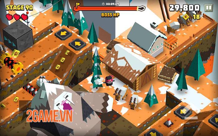 Cubie Adventure World - Một bầu trời đáng yêu với lối chơi nhập vai một chạm 2