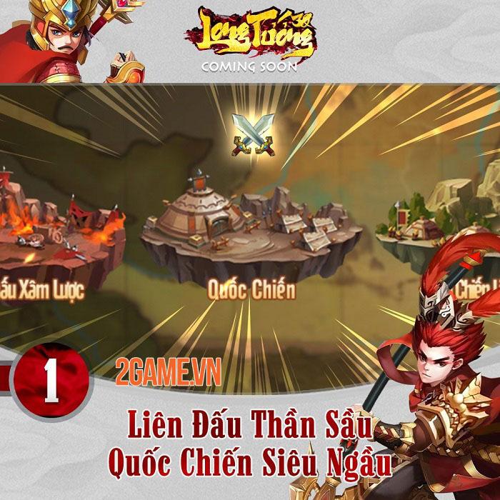 Long Tướng 3Q - Game nhập vai chiến thuật đáng mong đợi trong năm 2021 1