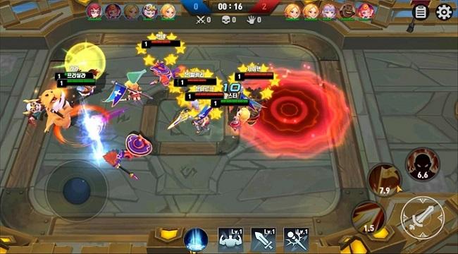 Masters Battle League 5v5 – Game MOBA sở hữu nhiều nét độc đáo hiếm có