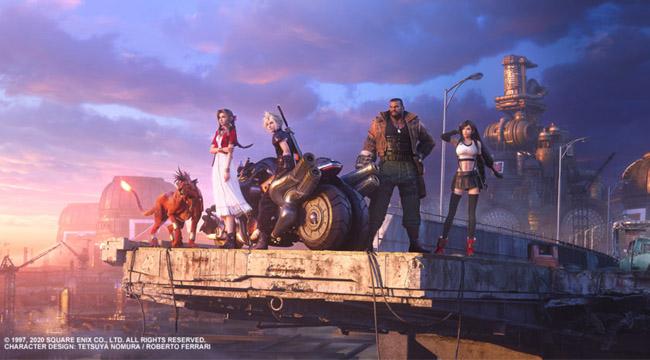 Sau bao năm chờ đợi cuối cùng Final Fantasy 7 cũng có phiên bản mobile