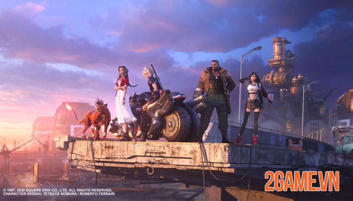Sau bao năm chờ đợi cuối cùng Final Fantasy 7 cũng có phiên bản mobile 2