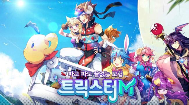 Tricker Mobile – Game waifu đa nền tảng chính thức ra mắt cộng đồng