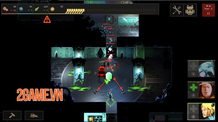 Dungeon of the Endless: Apogee - Game chiến thuật thủ tháp roguelike độc đáo 0