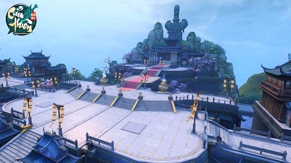 Nhất Kiếm Cửu Thiên - Game tiên hiệp hiện đại nhất ấn định chính thức ra mắt 2