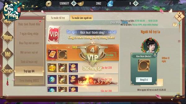 Nhất Kiếm Cửu Thiên - Game tiên hiệp hiện đại nhất ấn định chính thức ra mắt 4
