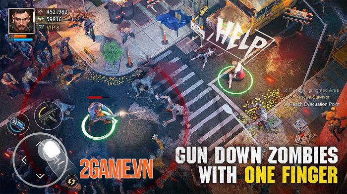 Survival at Gunpoint - Giải cứu thành phố bị nhiễm zombie bằng một khẩu súng 1