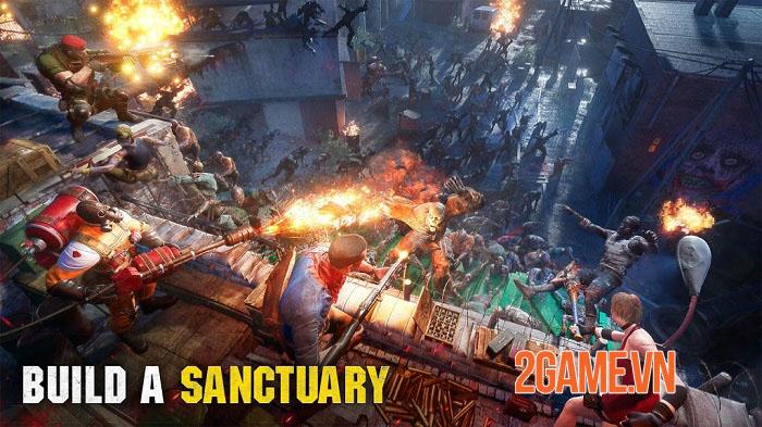 Survival at Gunpoint - Giải cứu thành phố bị nhiễm zombie bằng một khẩu súng 2