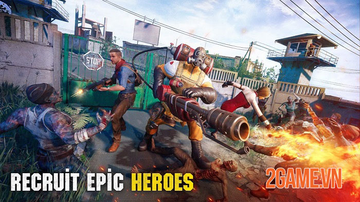 Survival at Gunpoint - Giải cứu thành phố bị nhiễm zombie bằng một khẩu súng 3