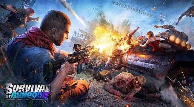 Survival at Gunpoint – Giải cứu thành phố bị nhiễm zombie bằng một khẩu súng