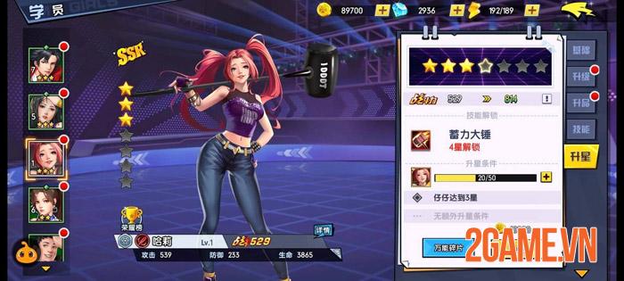 Campus Play Mobile - Khi Idol xuất hiện trong game gacha 4